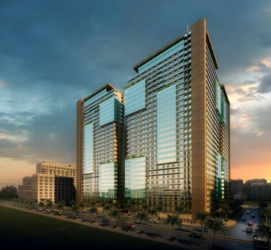 Dual 24 Story Apartment Towers Debut At 8th Spring: Quattro Towers, Erbil