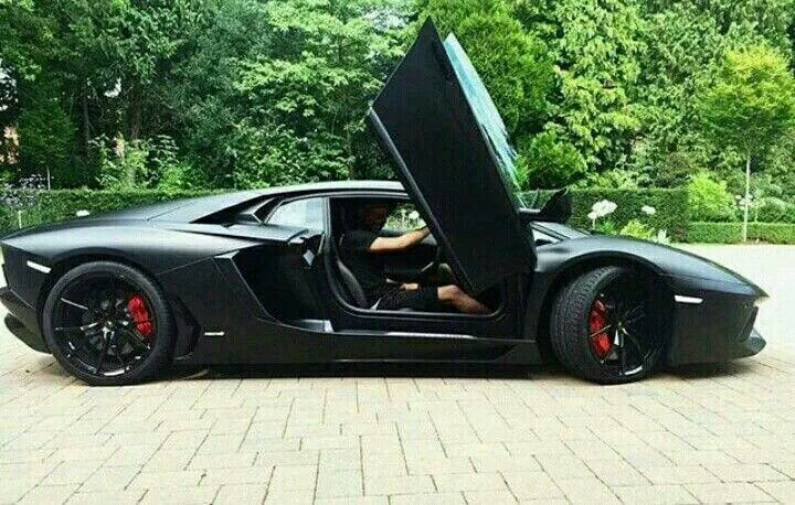 Liam's new Lamborghini. That is one nice vehicle you have there Liam :)