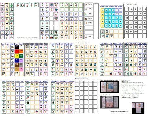Tri Fold Board By Marcia Sterner Ocps At Team Via Boardmaker Share
