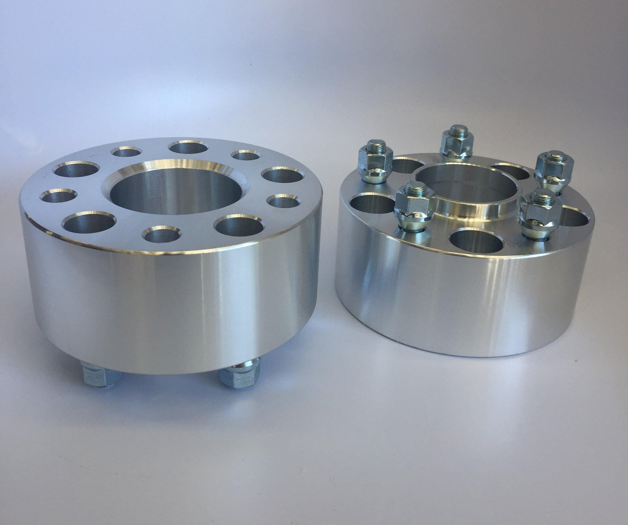 Customadeonly 2x Hubcentric Wheel Spacers 5x4 75 5x120 65 5x120 7
