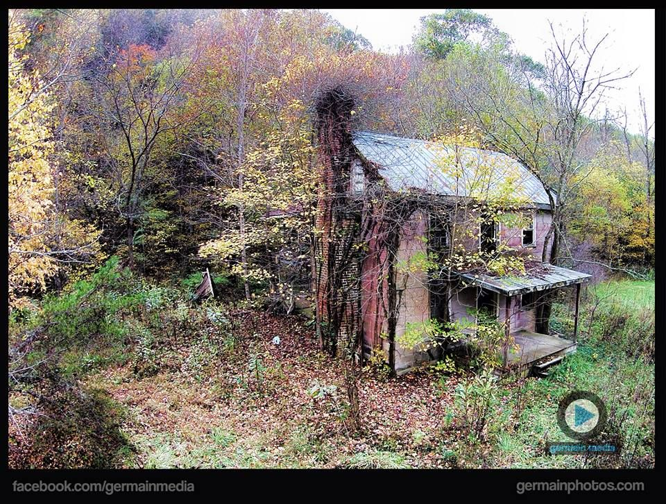 Old Homestead In Johnson County Tn Photo From Germain Media
