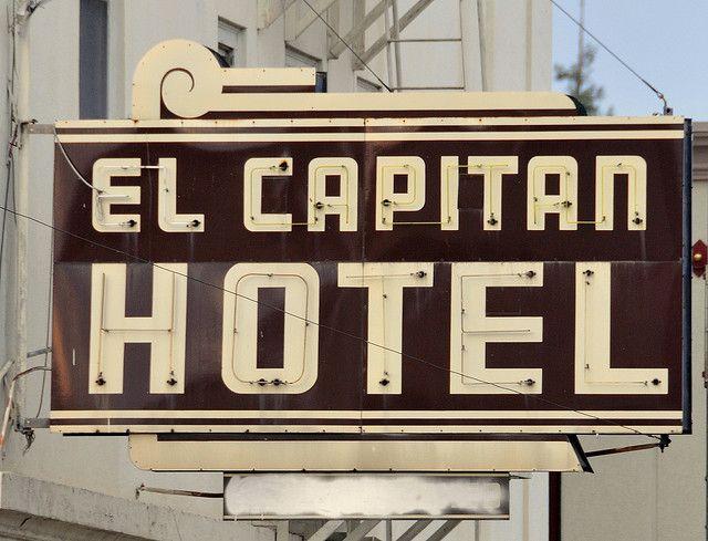 el capitan hotel.