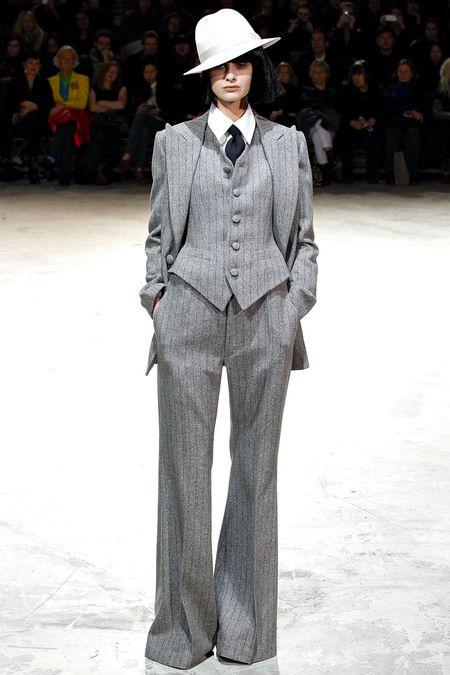 The Top 10 Fall 2013 Trends Fashion Yohji Yamamoto Japanese Fashion Designers