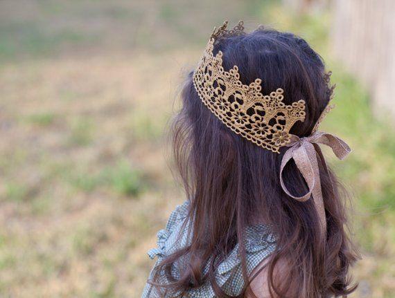 Birthday Crown, Lace Crown, Cosplay, Toddler Crown, Princess Crown, Queen Crown, Headpiece, Halo Crown, Adult Crown, Glinda Crown, Tiara