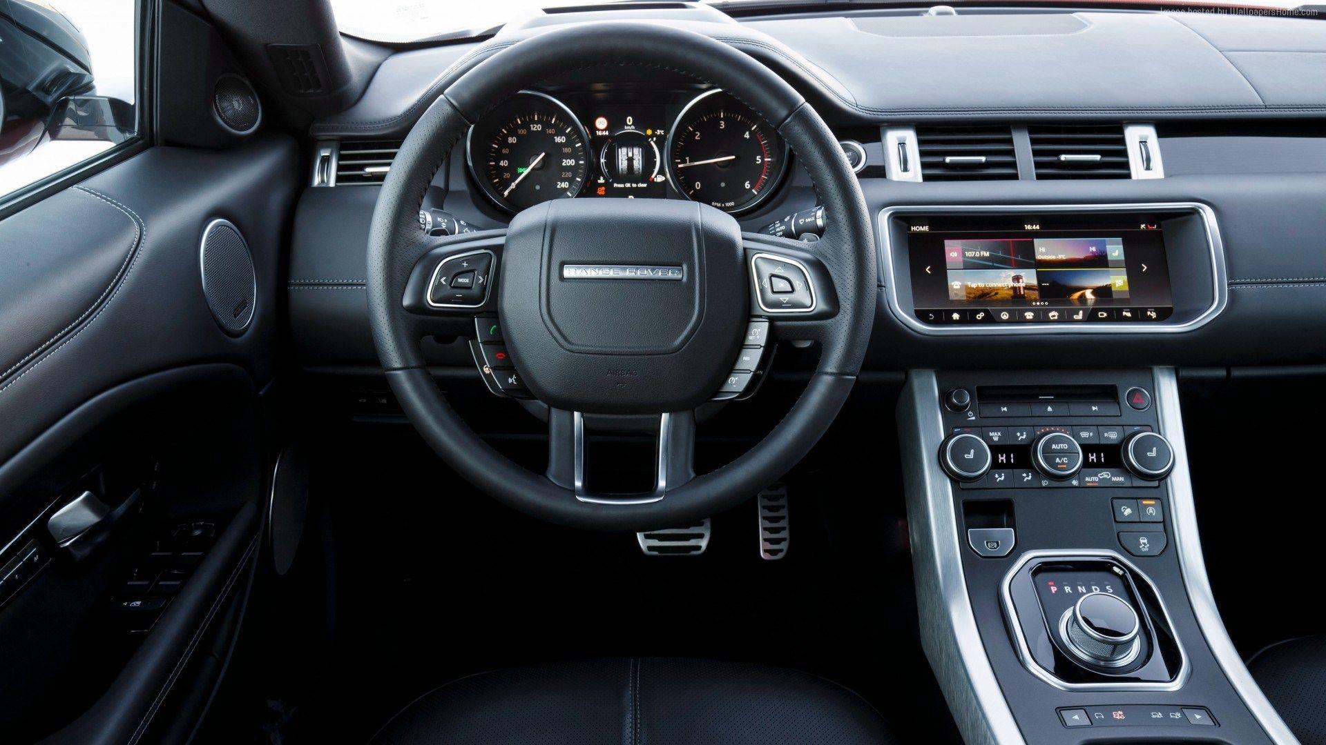 Range Rover Evoque Convertible Wallpaper Range Rover Evoque