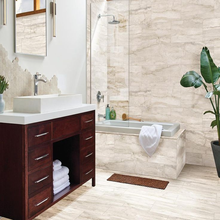 msi romagna ivory 12 in x 24 in polished porcelain floor
