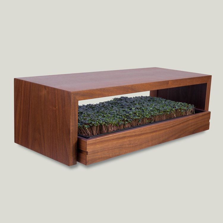 Hardwood Seed Starter Amish Built American Made Built In 400 x 300