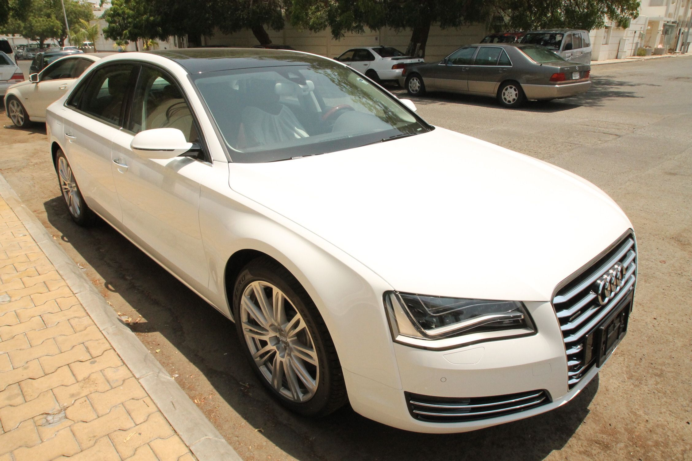 Audi A8 For Sale In Jeddah
