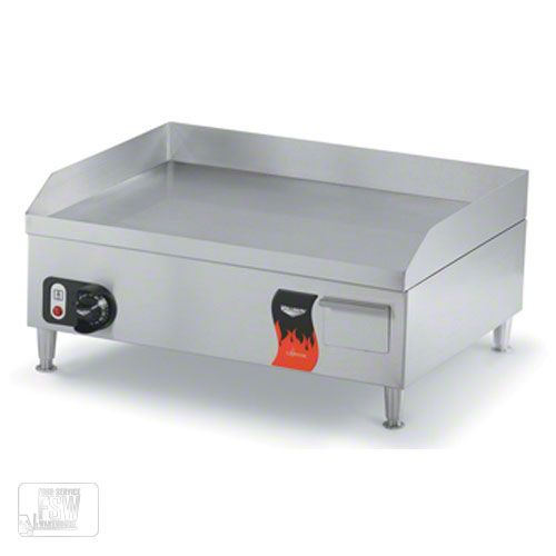 Vollrath 40716 24 Electric Countertop Griddle Cayenne Series Foodservicewarehouse Com Countertops Commercial Kitchen Commercial Kitchen Equipment