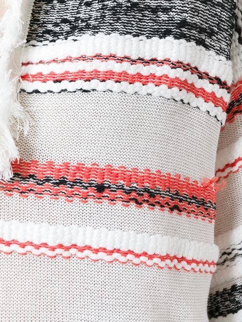 Shop Nude striped knitted top in Jean Pierre Bua from the world's best independent boutiques at farfetch.com. Shop 400 boutiques at one address.