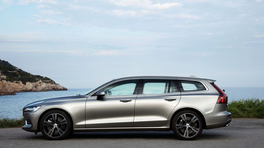 2019 Volvo V60 Wagon Road Test Review In 2020
