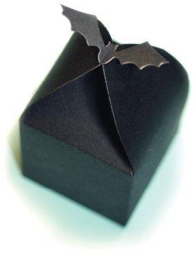 Memory Box Dies - Batty Favor Box