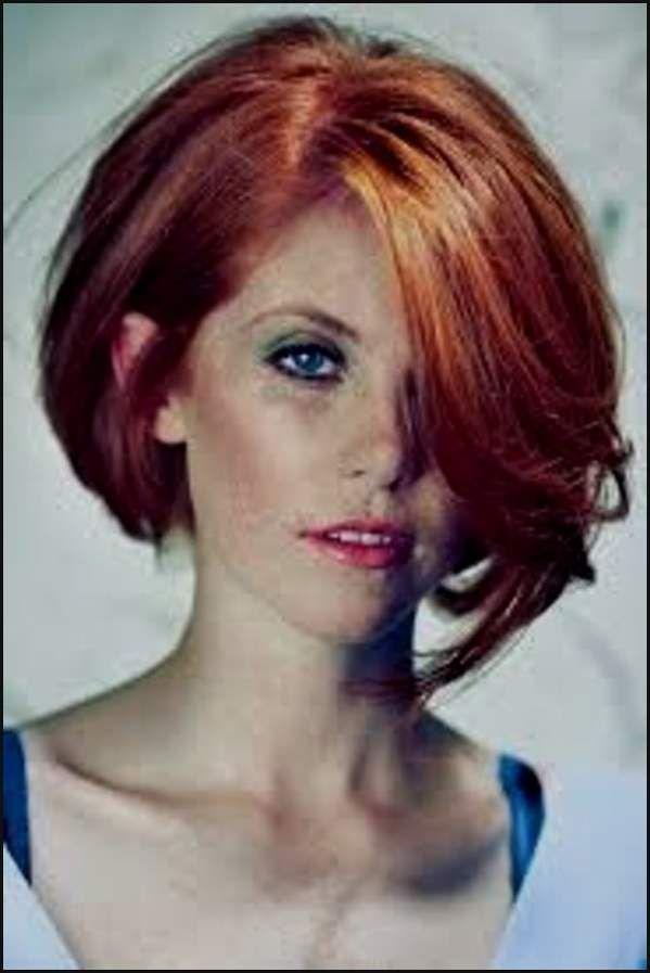 Trends Bob Frisuren Rote Haare Fotos Bezogen Auf Beste Bob
