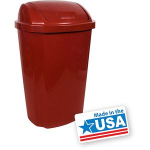 Home Trash Can Bathroom Items Garbage Can