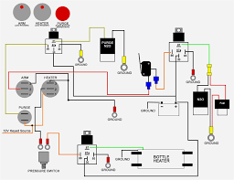 Image Result For Wiring Outlets And Lights On Same Circuit Types Of Electrical Wiring Electrical Layout Diagram