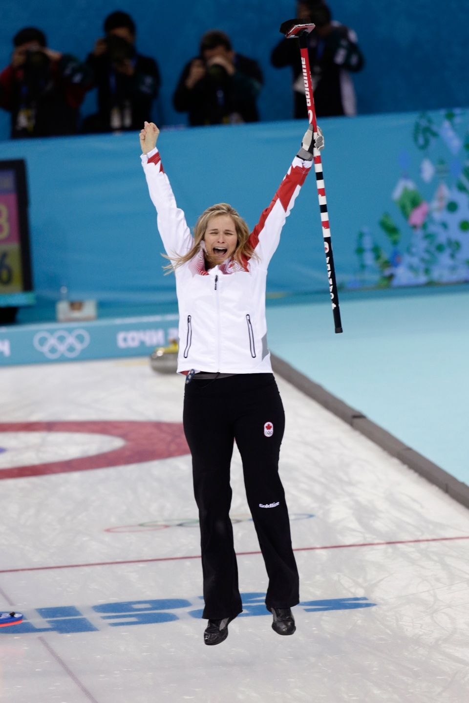 Canada takes Olympic curling gold Olympic curling