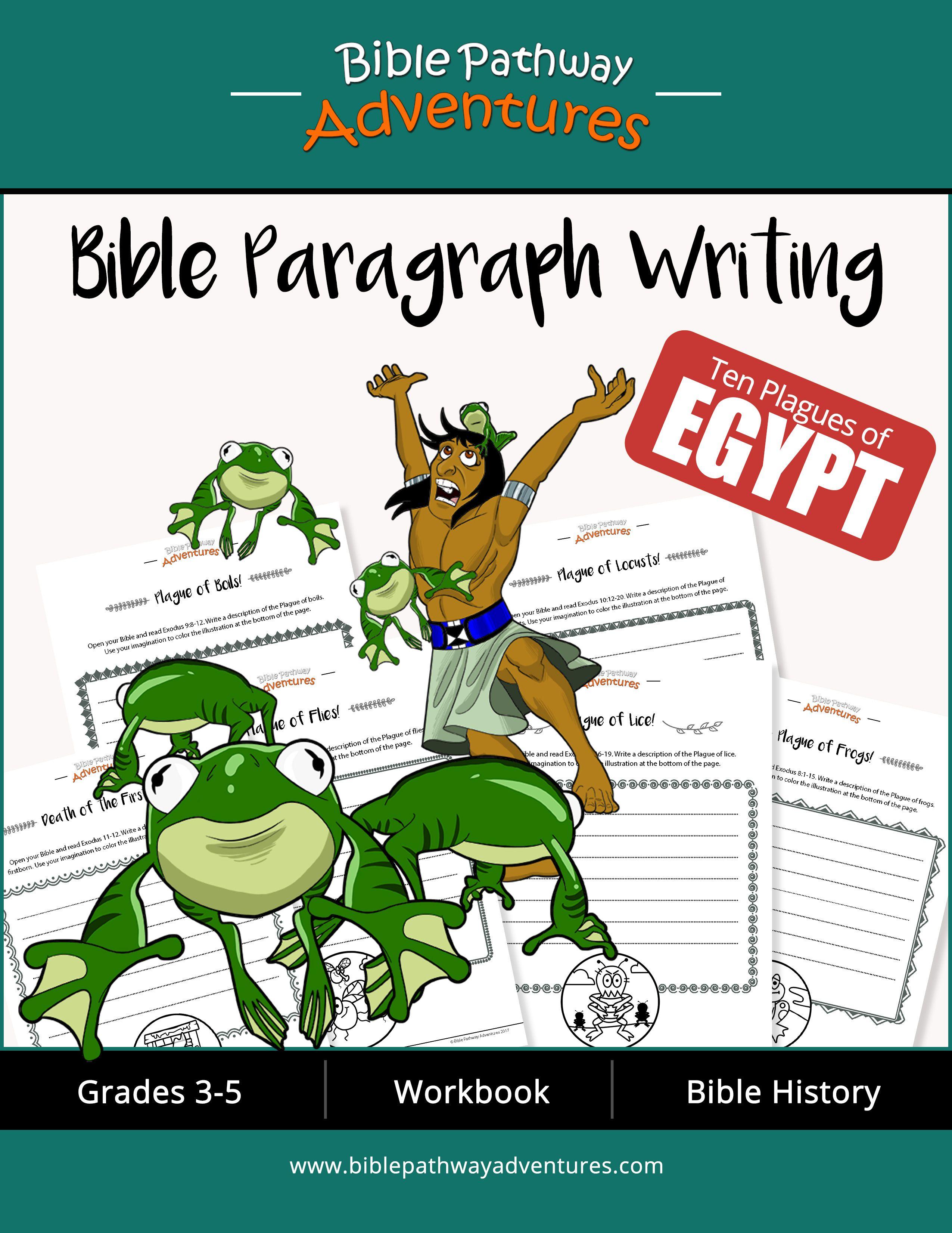 Bible Paragraph Writing Workbook