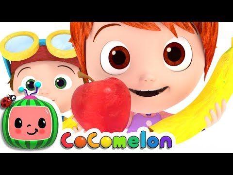 Apples and Bananas Song (ABCkidTV) Nursery