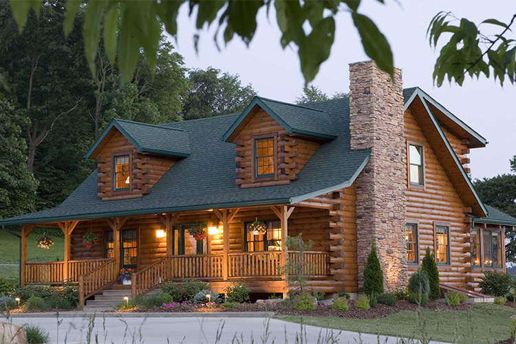 Log Homes & Cabins Floor Plans & Kits
