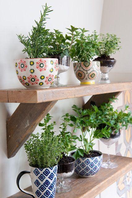 Elegant 9 Herb Garden Ideas   How To Plant