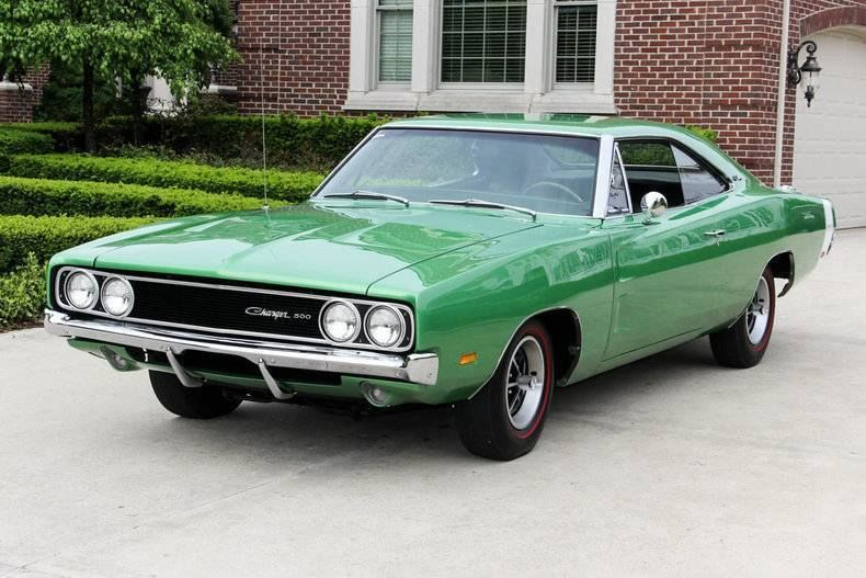 1969 Charger 500