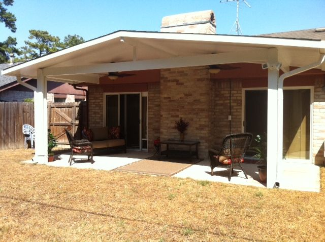 How To Build A Gable Roof Patio Cover   Google Search
