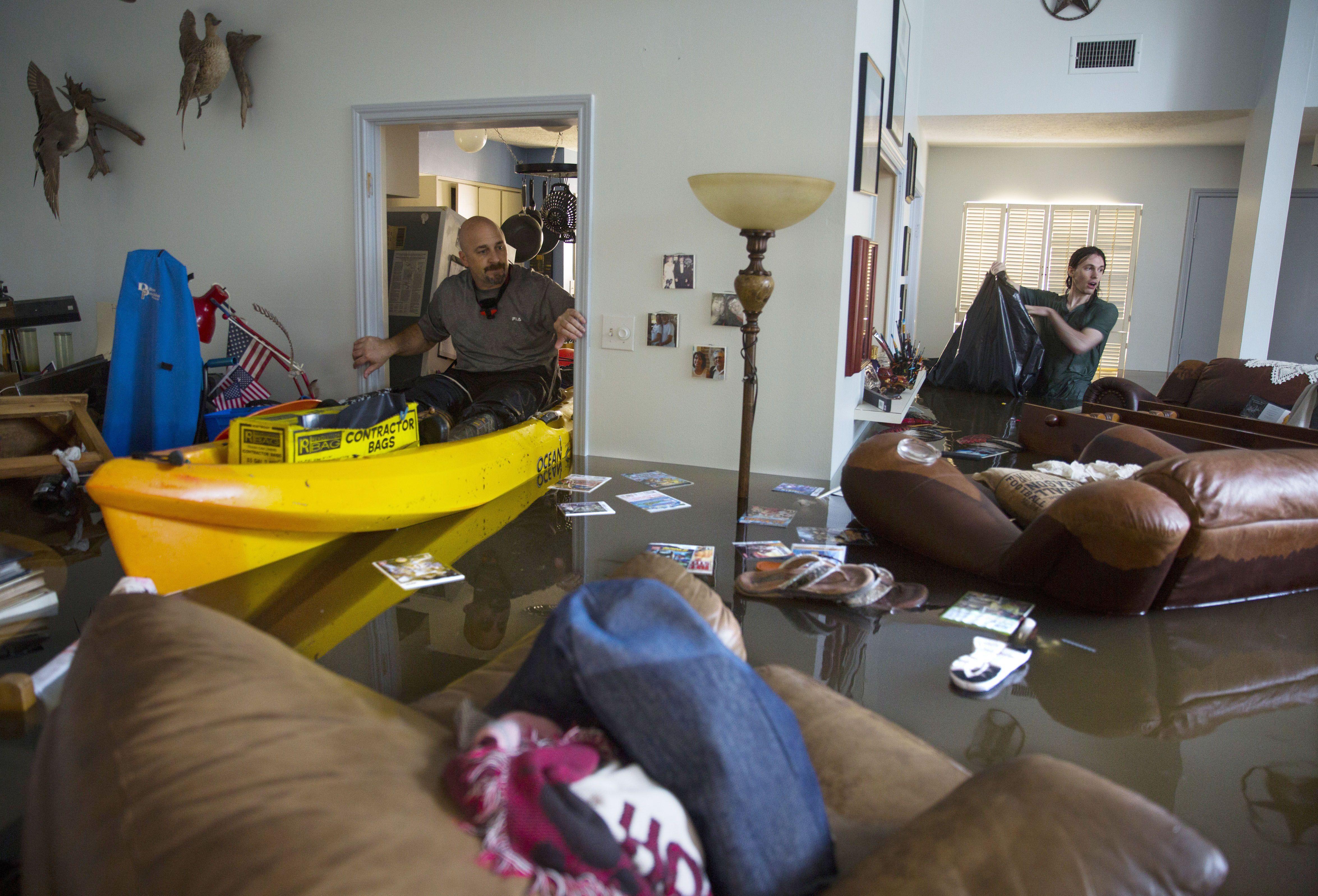 Before harvey houston sought funding to mitigate floods