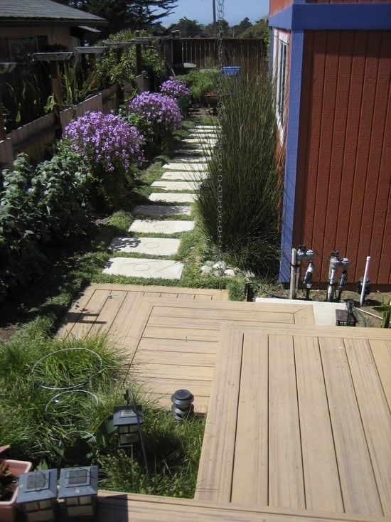 backyards design. Wood Decks In Backyards Design, Pictures, Remodel, Decor And Ideas - Page 9 Design