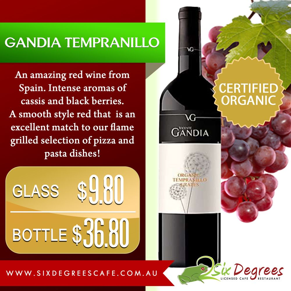 Gandia Tempranillo An Amazing Red Wine From Spain Intense Aromas Of Cassis And Black Berries A Smooth Style Red That Is An Wine From Spain Aromas Tempranillo