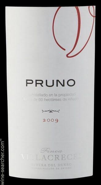 finca villacreces 2009 - Robert Parker says best Spanish wine under $20. DOS BOTELLITAS GUARDADAS