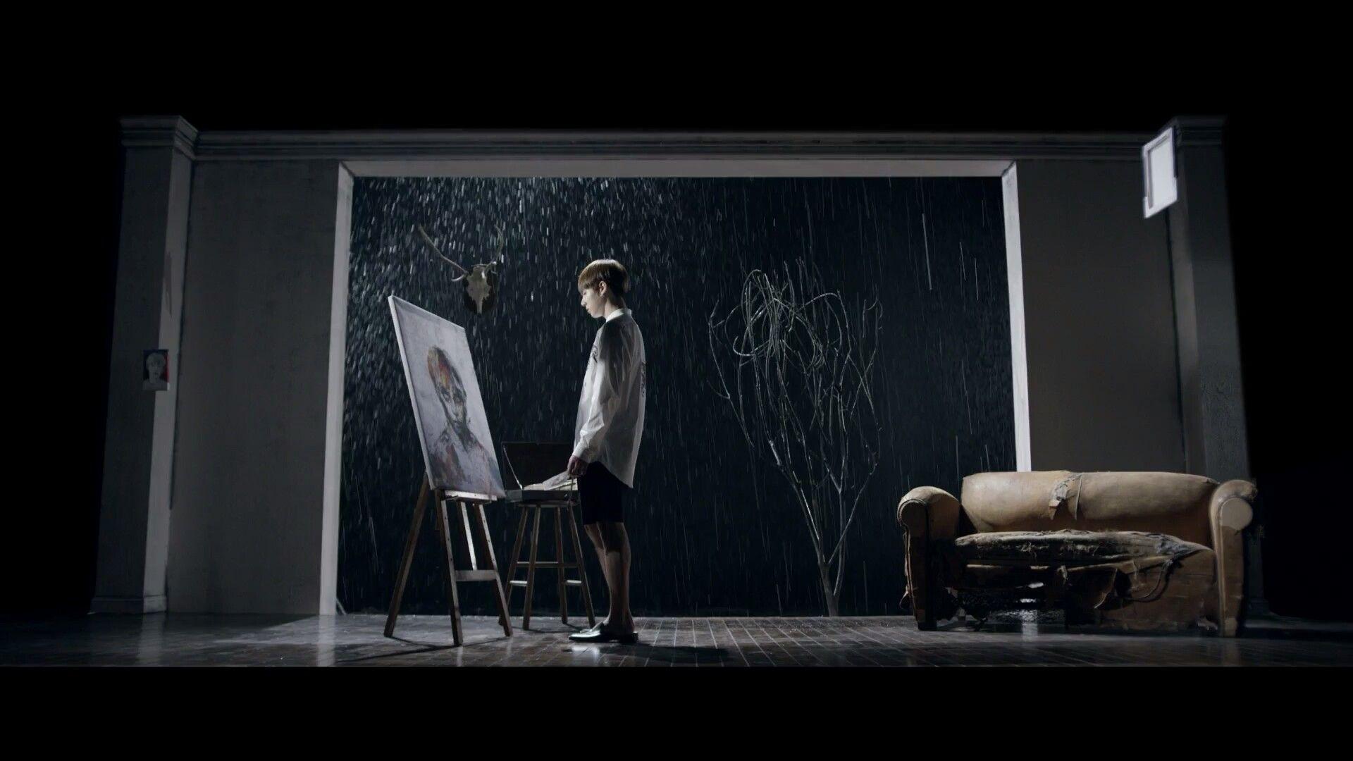 Jungkook ❤ BTS(방탄소년단) WINGS Short Film #1 BEGIN #BTS #방탄소년단