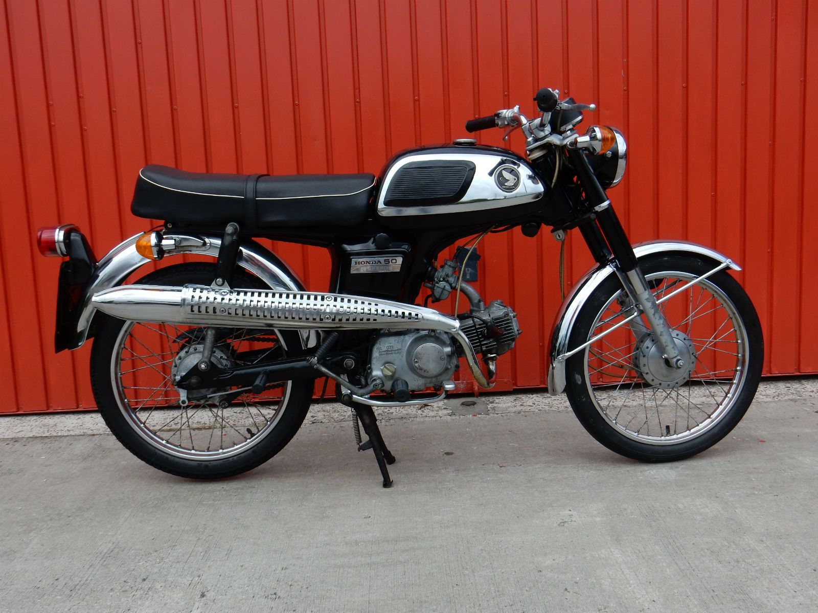 honda ss50 1970 50cc motorcycles pinterest honda mini bike and scooters. Black Bedroom Furniture Sets. Home Design Ideas