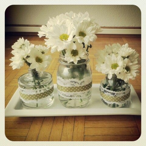 My First Homemade Vases Creative Projects Pinterest Craft