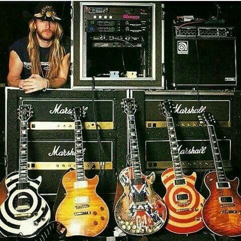 Zakk Wylde Zakk Wylde Cool Guitar Classic Guitar