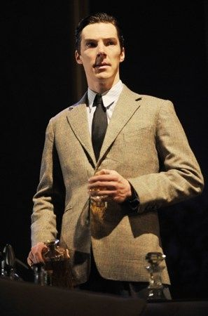 Benedict Cumberbatch... I'll never grow tired of this man <3