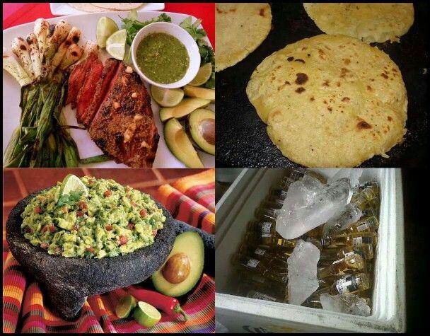 Una Comida  Típica  de las Familias  Mexicanas ☆☆