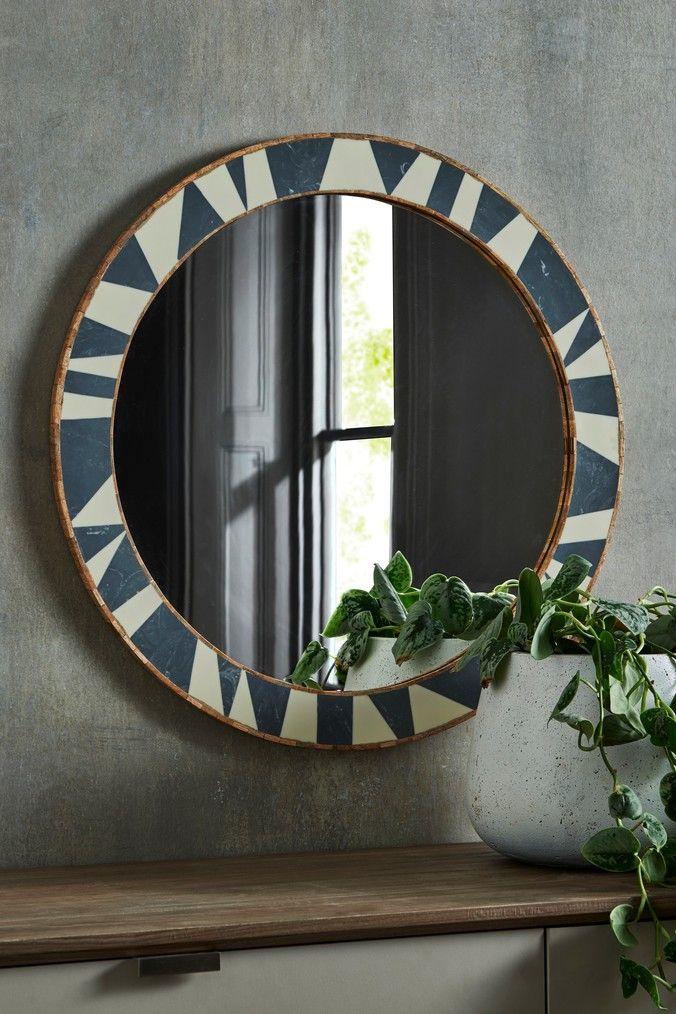 Next Global Mirror Grey Overmantle Mirror Mirror Rustic Mirrors