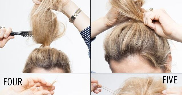 Easy Everyday Hairstyle Thin Hair Updo Easy Everyday Hairstyles Thick Hair Styles