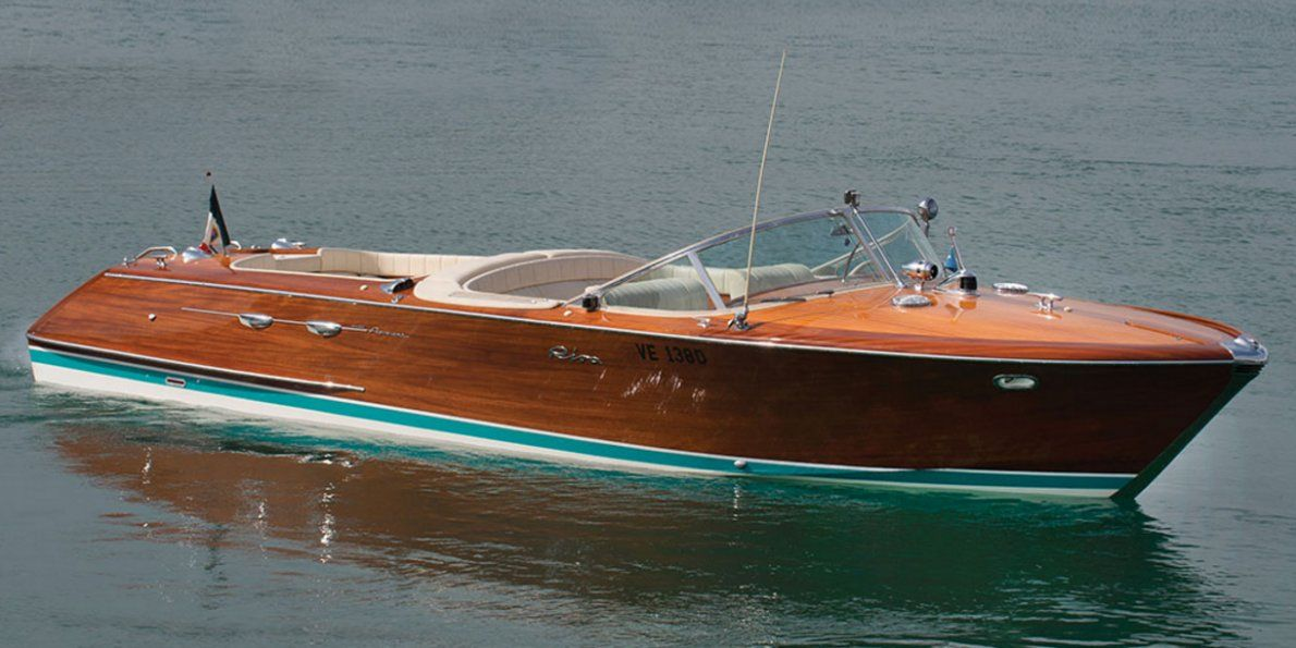 One Of The Most Beautiful Motorboats Ever Built Is For Sale For