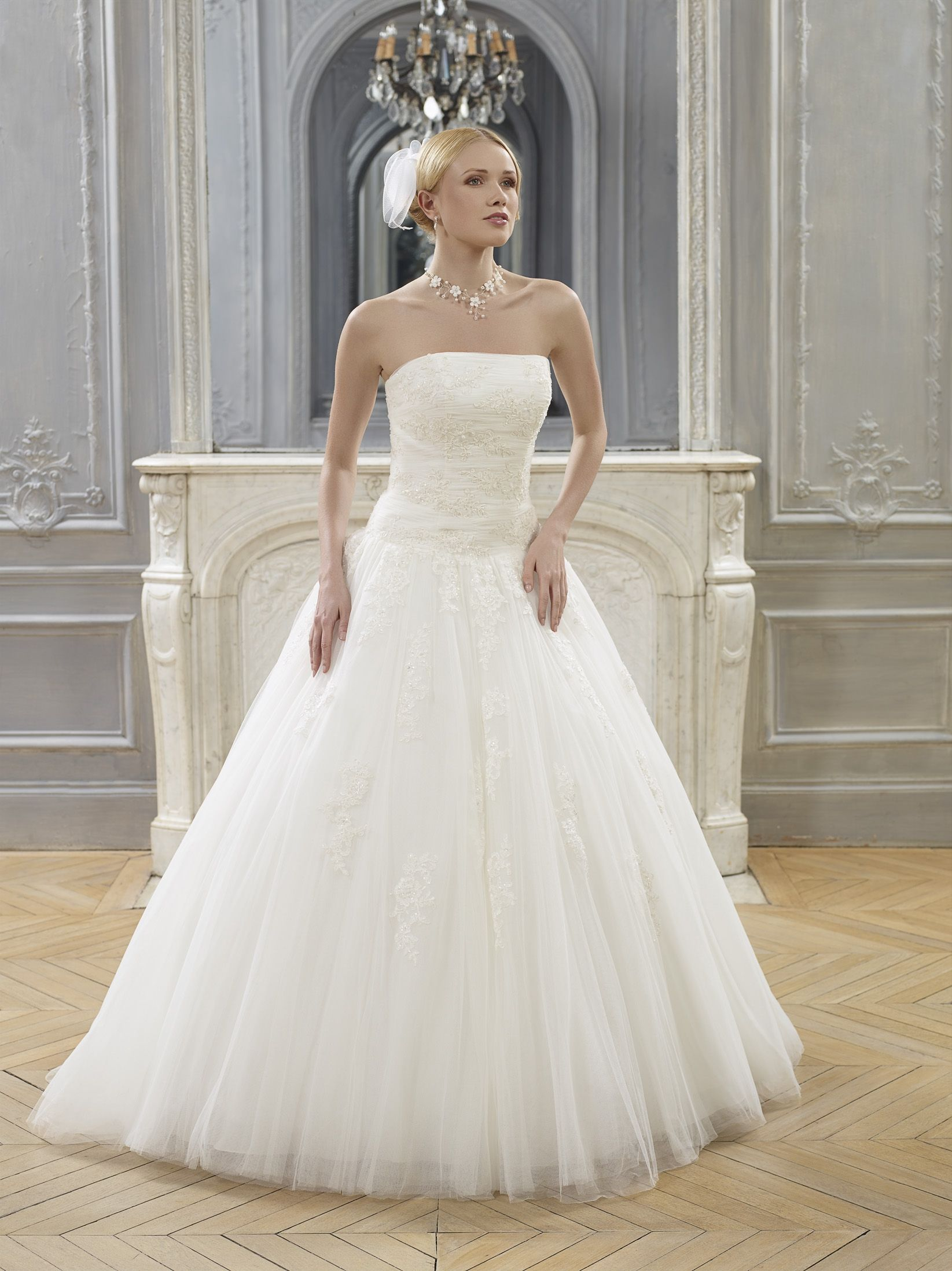 1000 images about robes de marie on pinterest - Point Mariage Collection 2014
