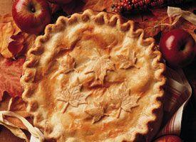 Maple-Apple Pie