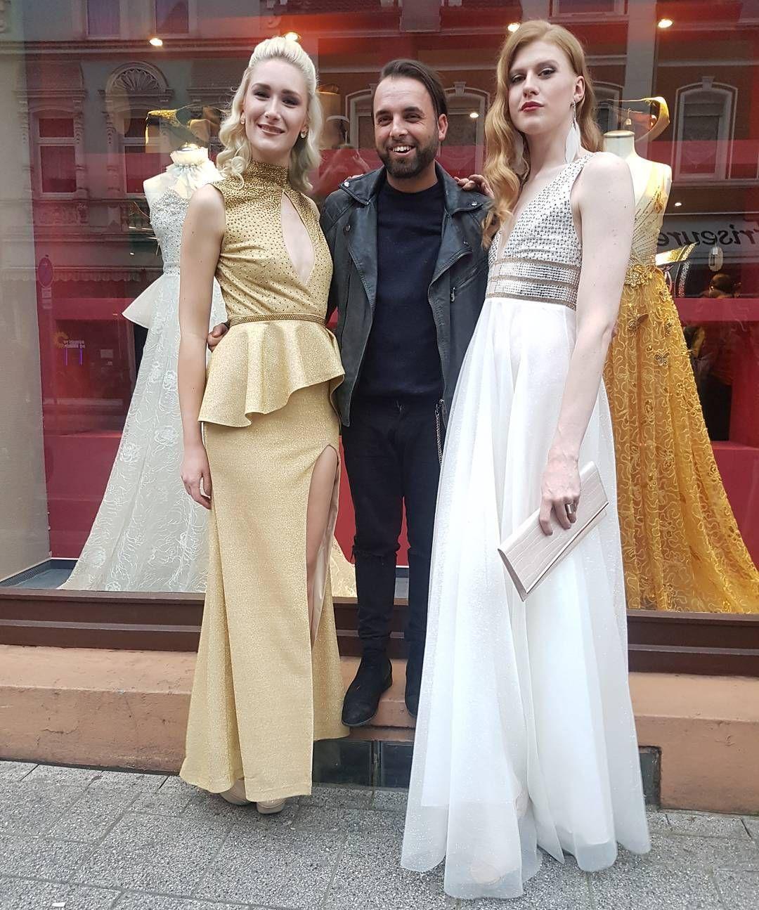 Nina: DANKE Almira & Almir für das tolle Sytling 💕 (to right is model Veit Alex)