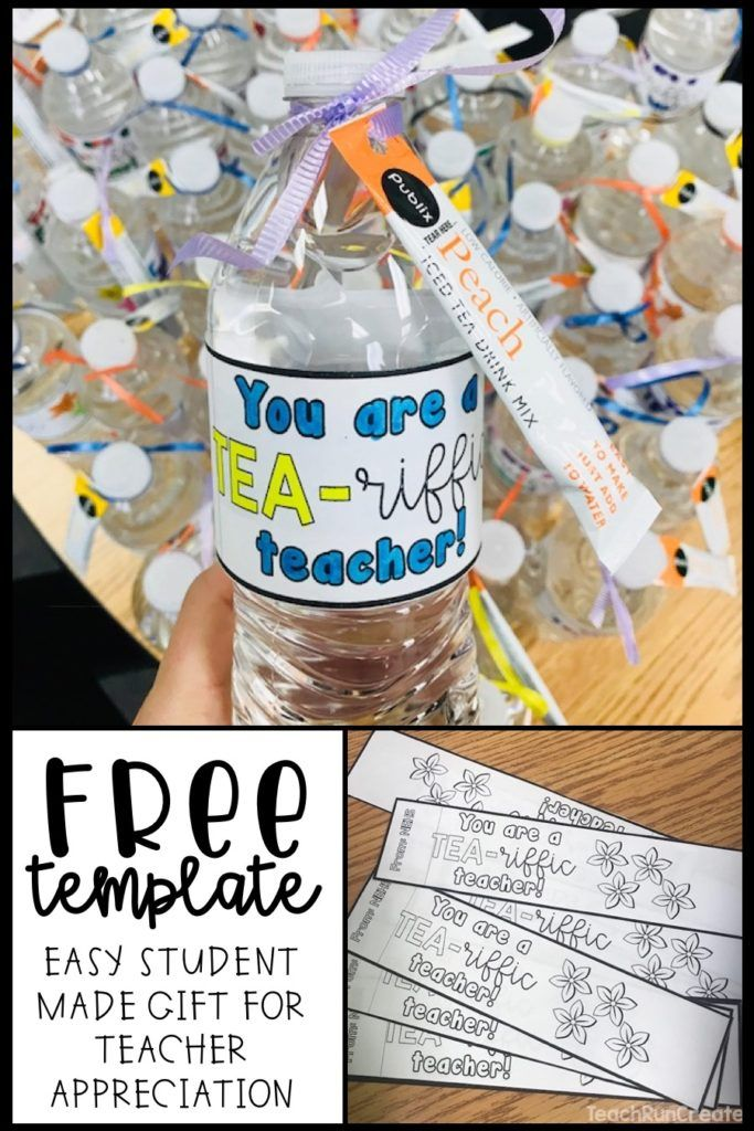 Teacher Appreciation Gift Teacher appreciation gifts