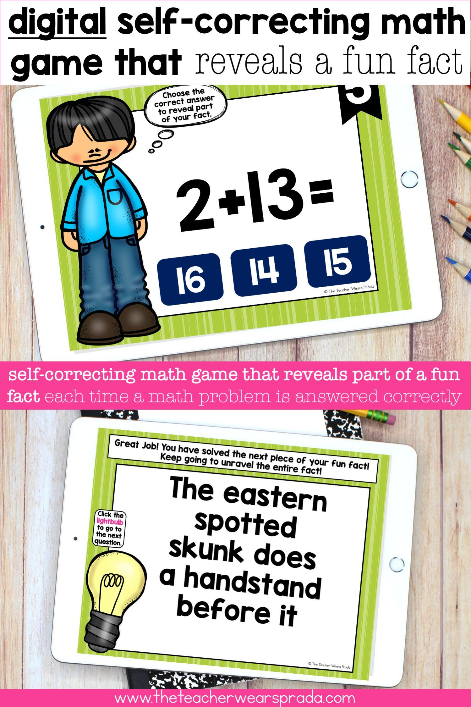 Addition And Subtraction Digital Math Task Cards 2nd Grade Math Games Math Task Cards 3rd Grade Words Addition and subtraction online games