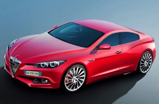 Coming soon from Alfa Romeo