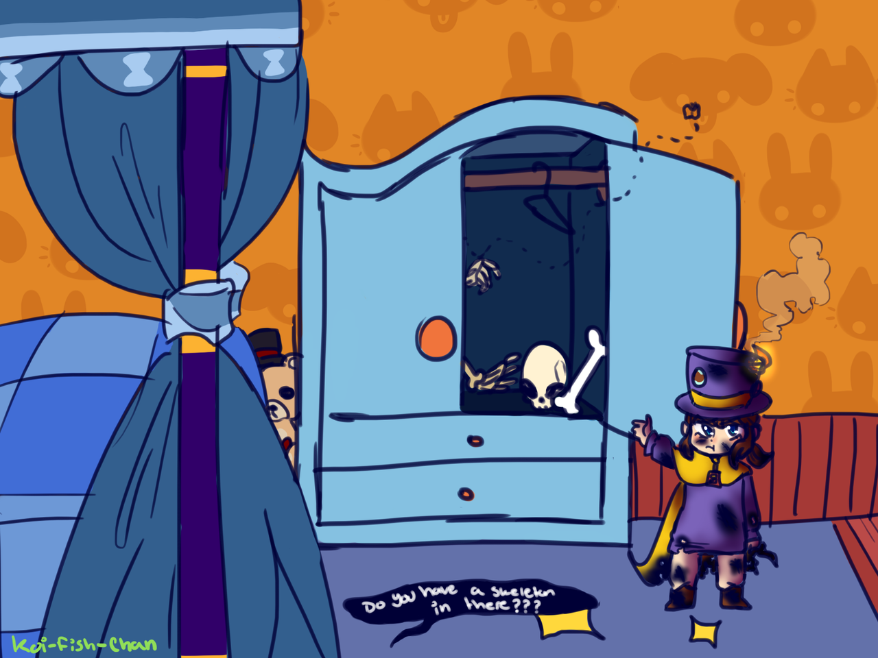 Pin On A Hat In Time