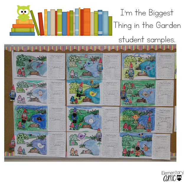I'm The Biggest Thing in the Ocean - Terrific Text Tuesday