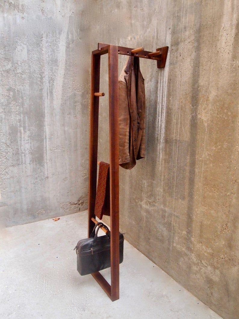 Tb 13 Coat Stand Garderobenstander Valet Stand Garderobe