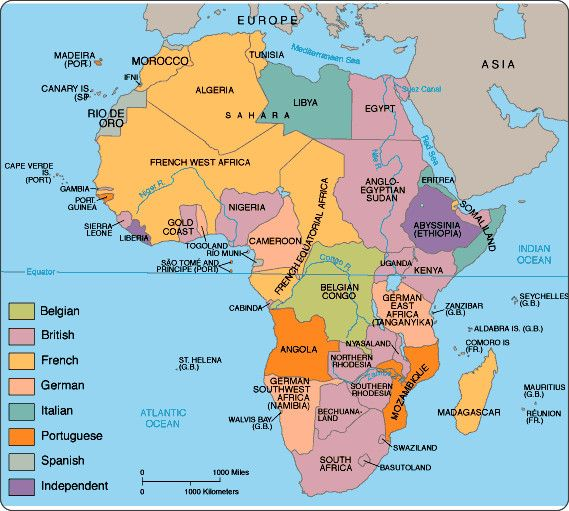 Map Of Portugal And Africa Imperialism of Africa Britain, France, Germany, Belgium, Italy