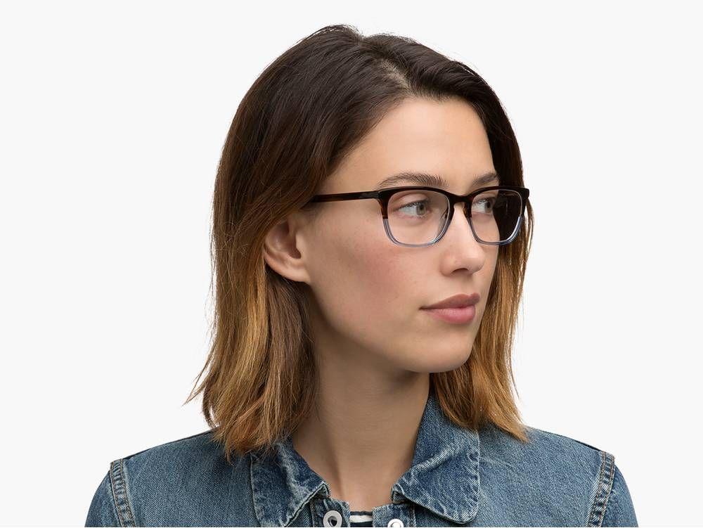 fd1ee085bd23 Welty in Eastern Bluebird Fade Warby Parker, Blue Bird, Eye Glasses,  Tortoise,